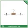 Wholesale swivel metal pant hanger/skirt hanger