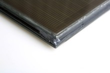 Hanergy solar balcony/terrace/rooftop professional customized thin-film hollow solar panels
