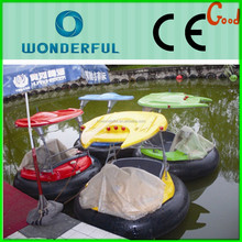 [Wonderful !!!]new high profitable business projects motorized bumper boat for adult chinese inflatable boats