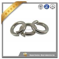 Hot sale M12 stianless steel 304 spring lock washer spring washer