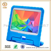 New Customized shockproof kids silicone tablet pc case cover for samsung galaxy tab 4 10.1