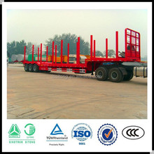 Best selling Timber trailer, timber semi truck trailer
