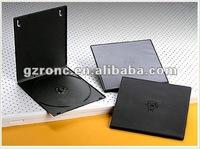 5.2mm pp box single/double cd/dvd case
