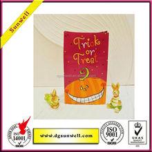 Happy Halloween food bag health recycle paper bag