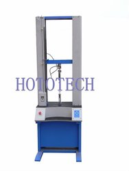 10N 15N Double Rail Tensile Strength Machine with Computer