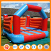 top sale beautiful inflatable castle with water slide