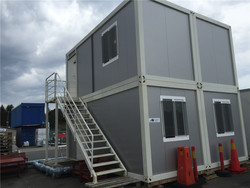 Solid Economical Outdoor Kiosk shipping container homes cost