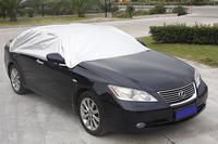 Aluminium foil+Polyester 15301 anti uv and durable car top cover