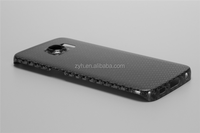 Carbon fiber cell phone case for iphone6 carbon late hard case for iPhone 6, iPhone 5 and iPhone 4 and for Samsung S5 and Note 3