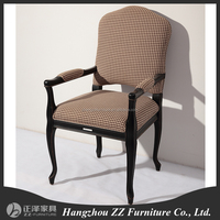 solid wood dining chair dining room furniture made in china