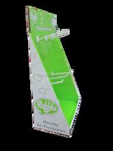 impressão offset de papel cartão da loja contador mesa de exposição de design