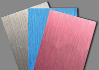 Aluminum composite sheets material for furniture decoration