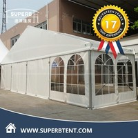 Clear Span 6m White Canopy Party Wedding Tent for Sale