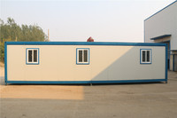 fireproof insulation shipping dubai portable waterproof prefab cabin container