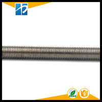China manufacture A4 threaded rod internal thread passed ISO certification