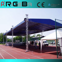 GOOD RIBEBA 520 mm*760 mm 2 meters high quality wedding wedding spigot square truss