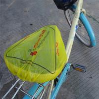 Customised Promotional Plastic Bike Seat Covers