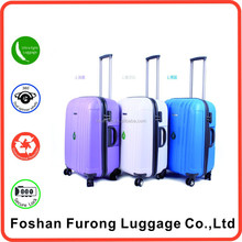3pcs set hard shell luggage Protective Cover Luggage Suitcase stock pp trolley suitcase factory price