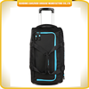 China new top quality sport leisure duffel bag short time traveling trolley bag with built-in wheels