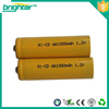 1.2v nicd aa rechargeable battery with mini segway for bike electric