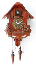 Cuckoo Wall Clock,vintage retro clock,home decorations manufacturer