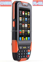 CARIBE PL-40L AE083 1GB+4GB 4.0 inch touch screen 5.0 MP camera Android barcode terminal