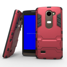 Newest Hybrid Armor TPU PC phone case for LG leon case