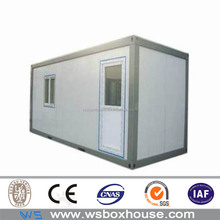 american container house anti-earthquake house assemble shipping container