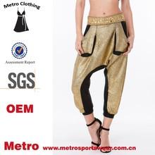 2015 ladies fashion long loose summer Harem Pants