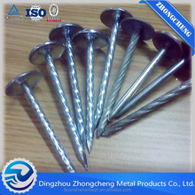 High quality galvanized umbrella roofing nails