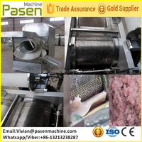 Fish Bone Cleaning Out Machine   Fish Meat Paste Processing Machine