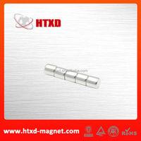 Neodymium magnetic rods and balls