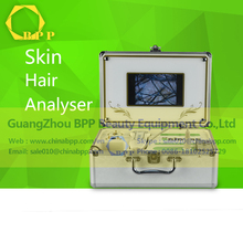 2015Advanced hair analysis machine with dual image compare function