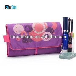 Cheap cosmetic bag wholesale cosmetic bags/organic cotton makeup bag