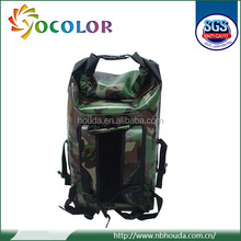 2016 new style 30L waterproof dry backpack suit for hiking &camping
