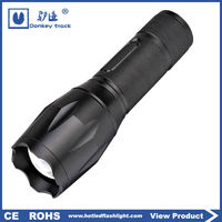 S12 Hiking and Camping led strong light flashlight torch