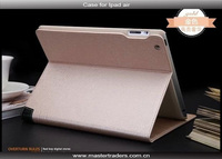 2014 new fashionable XUNDD PU Leather stand Cover Case For iPad Air MT-1865