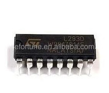 Integrated circuit original ST DIP L293DStepper driver/drive + four diode chip DIP-16