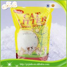 china cheap cat litter silica gel, blue silica gel cat litter