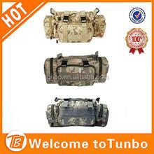 2015 wholesale 600D cheap camouflage camera messenger bag