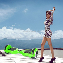 2016New product 2 Wheel self balance scooter 1-2 hours charging time one wheel electric with brake light