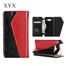 factory price for samsung galaxy grand prime g530,leather flip case for g530