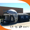 Fantasty Inflatable USA Raider Helmet Tunnel/Inflatable Giant Mascot Tunnel