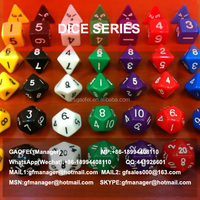 2015 hot sell 10mm dice for promotion using