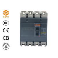 CEZC-100/4P 100A professional producing Moulded Case Circuit Breaker elcb price