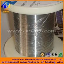 made in china 0cr27al7mo2 liga de resistência elétrica de aquecimento do fio