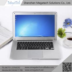 14 inch Ultrabook Dual Core Intel Atom D2500 Cheap Laptop