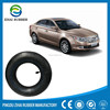 supply butyl car inner tube and natural inner tube 175-15 from factory