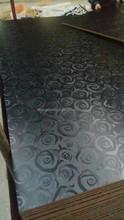 [ venta caliente ] muebles de alto grado de la hoja de contrachapado con negro flor de rose