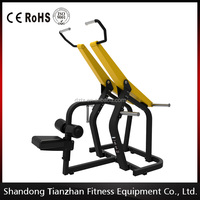 TZ - 6063 New products Lat Pulldown hammer strength / Gym equipment for commercial use